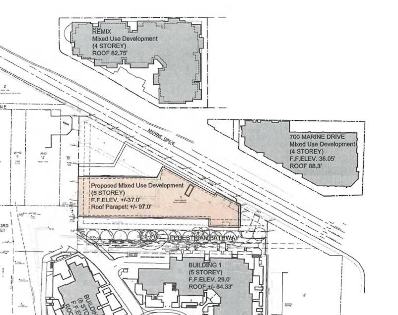 Kia North Vancouver >> 5-storey Building Proposed for Marine Drive Kia Site, North Vancouver | Vancouver Market