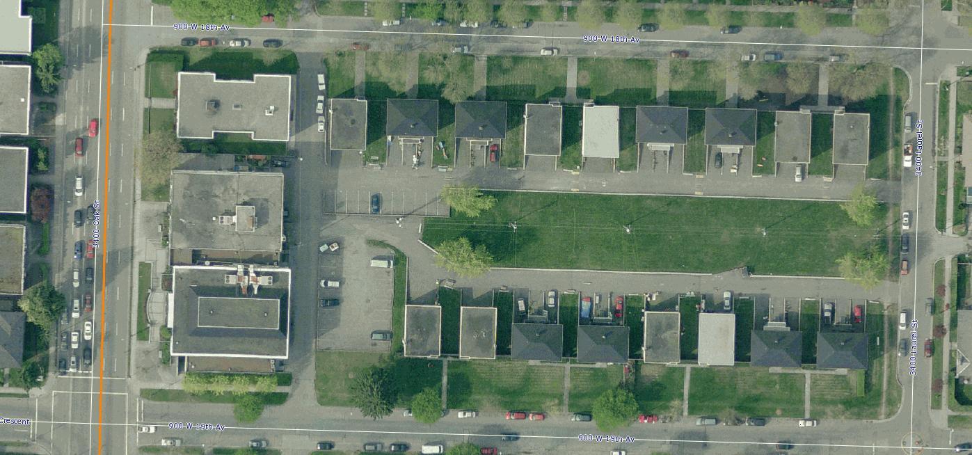 vanmap aerial