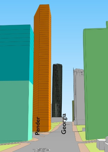 Proposed Tower Height