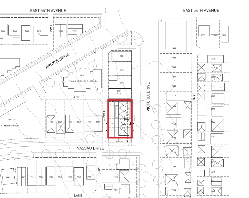 rezoning application vancouver 550 west broadway