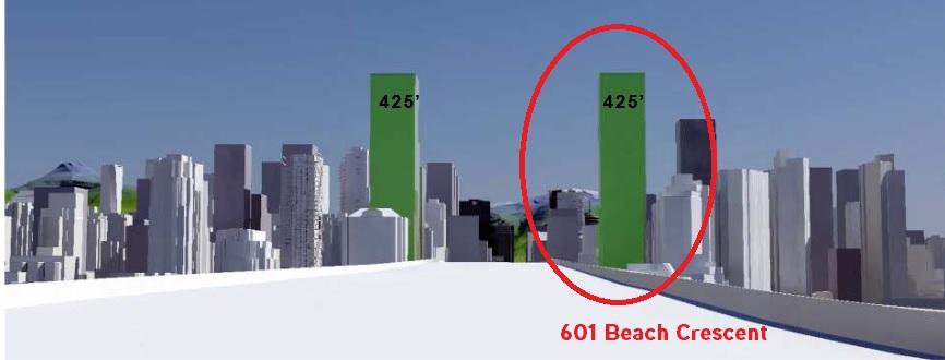 601 Beach