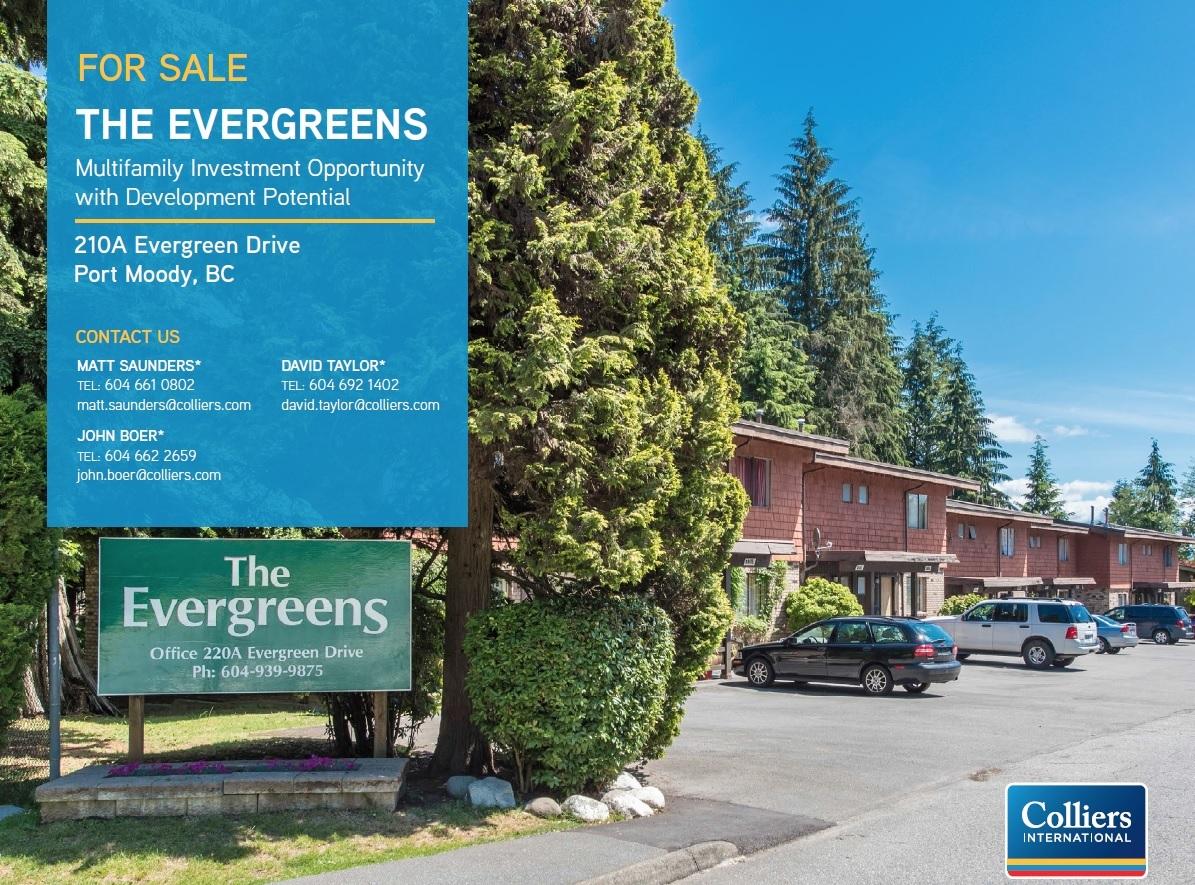 210A Evergreen
