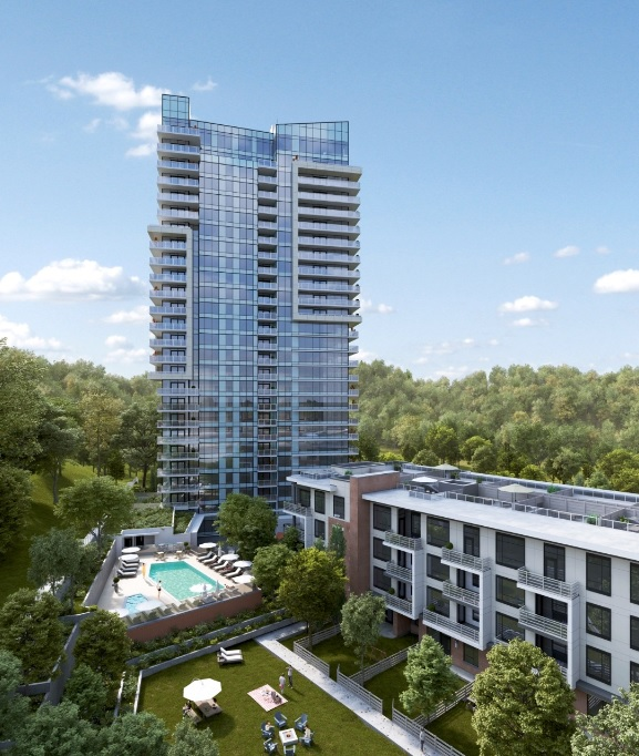 The Edge Apartments Vancouver: Plan For Final Phase Of Suter Brook