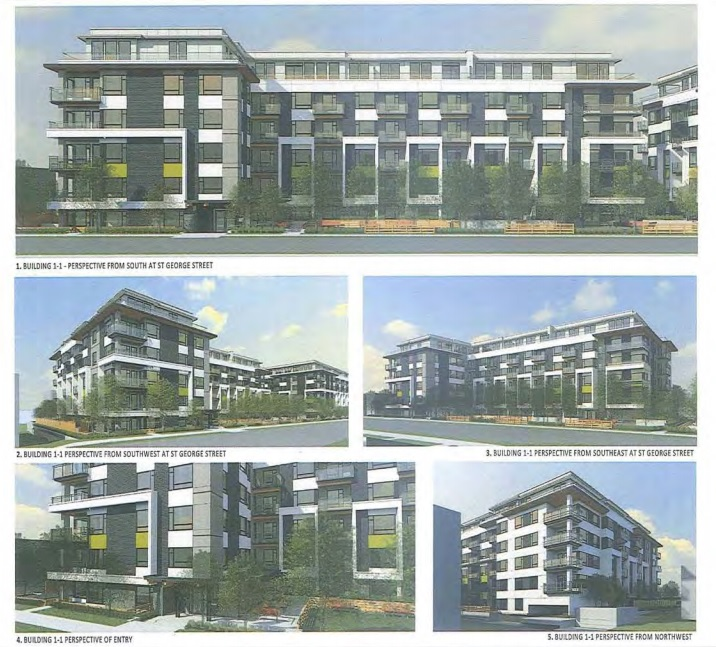 New Development GEORGE by Marcon – Port Moody