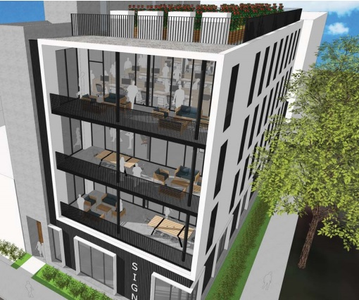 4-Storey Commercial/Industrial Building Planned For Mount